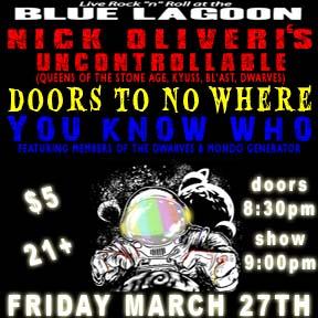 Stoner rock show